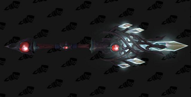 魔兽世界全职业神器第六种外观效果一览-乐游网