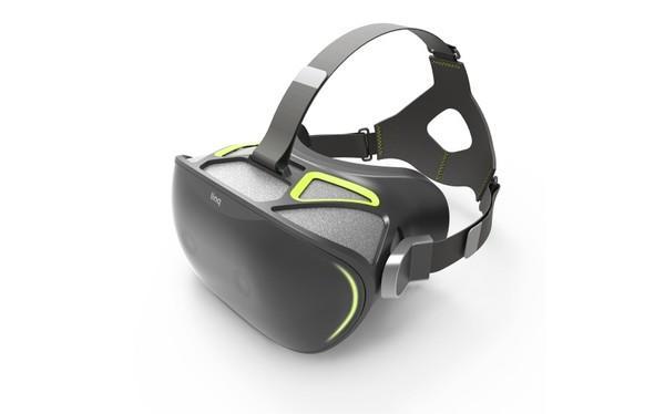 这个MR头显厉害了!能把你的房间变成VR战场!