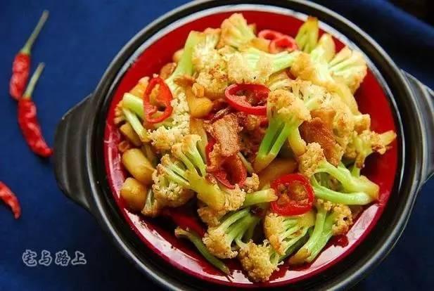 湖南干锅菜有哪些?