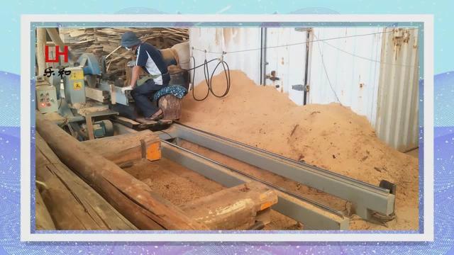 二手小型木工推台锯