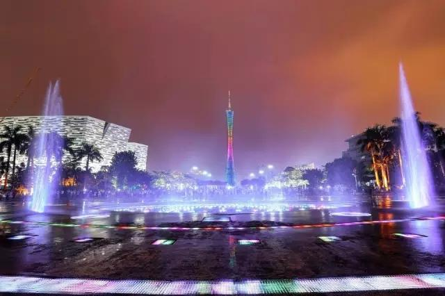 广州塔最佳观光位置