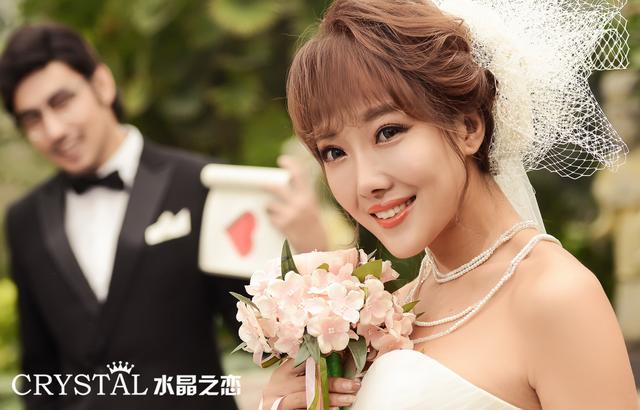 郑州唯美婚纱摄影