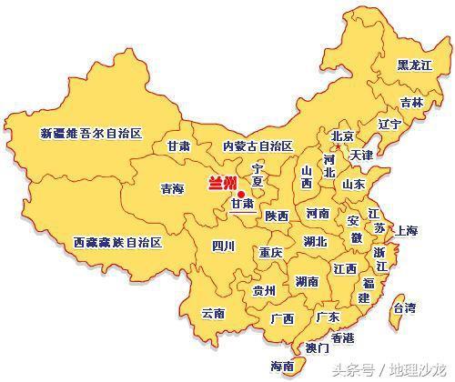 中国版图史:我国疆域过去有多大?