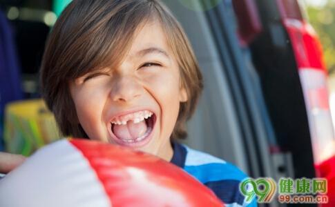 儿童换牙齿顺序图