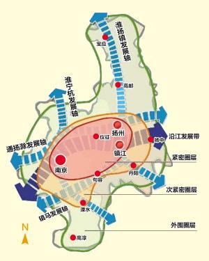 《宁镇扬同城化发展规划》发布  140823 零距离