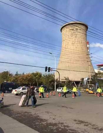 山东淄博一热电厂发生爆炸 当地通报称致2死9伤