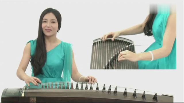姜女泪古筝视频林玲