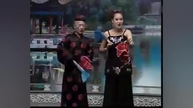 东北二人转《唐僧调戏女儿国王》爆笑演出-高清视频... -头条视频