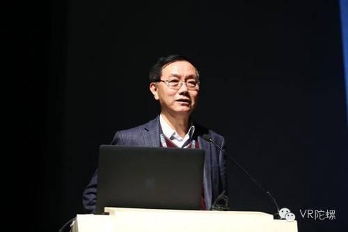 """科技部专家王涌天:AR头显将""""让人类重新站起来"""""""