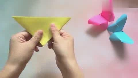 折紙大全蝴蝶視頻