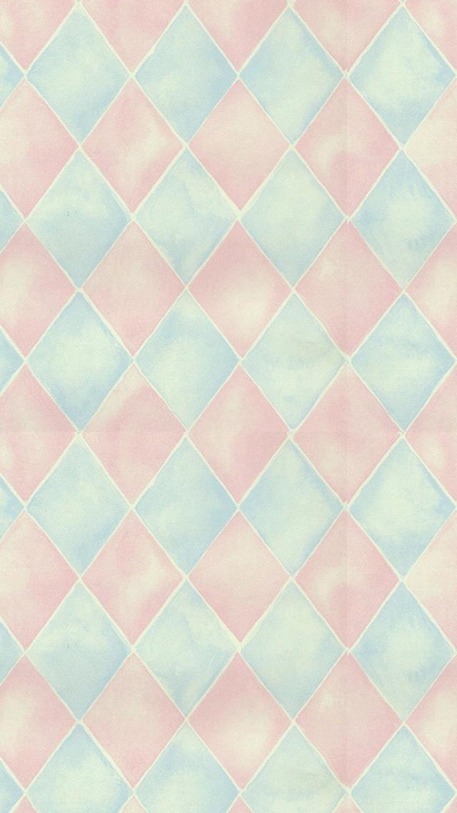 全面屏高清壁纸:菱形
