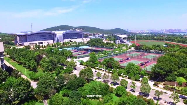 江苏徐州中国矿业大学。211工程大学。世界知名一流大学。