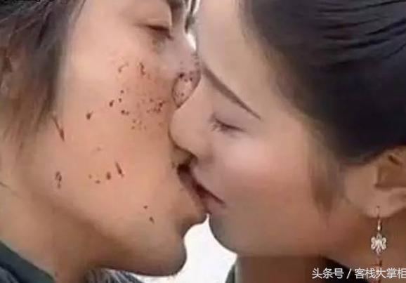 不止霍建华!那些喜欢舌吻的台湾男演员,曾让周杰蒙冤10来年