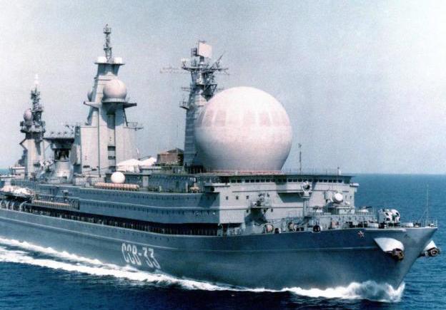 海军侦察船