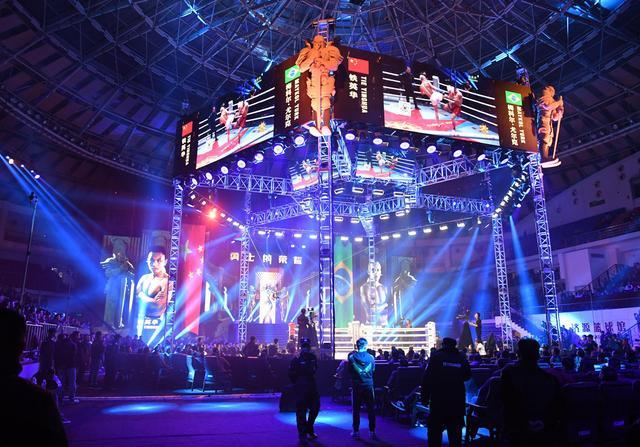 2017世界格斗殿堂赛《勇士的荣耀》直播_视频点播_华数TV网专题