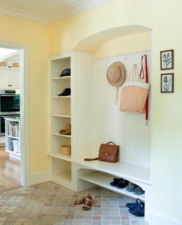 18款实用鞋柜设计,一定有你喜欢的!