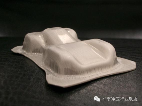 如何利用伺服冲床生产镁合金拉伸产品?