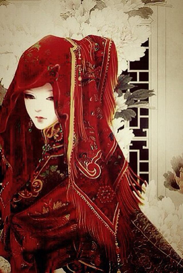 禁曲红嫁衣