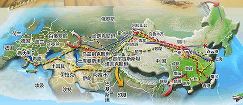 中国中亚天然气管道