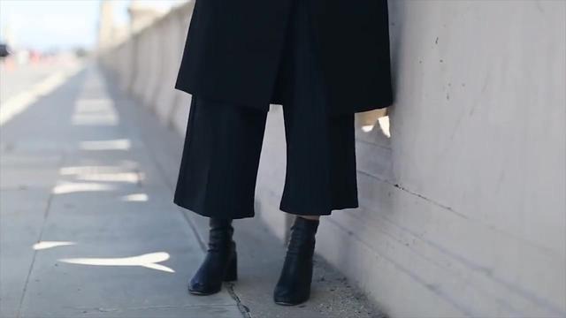 微胖小个子女生要会穿,只有适合自己的穿搭,才会显瘦显高还时尚