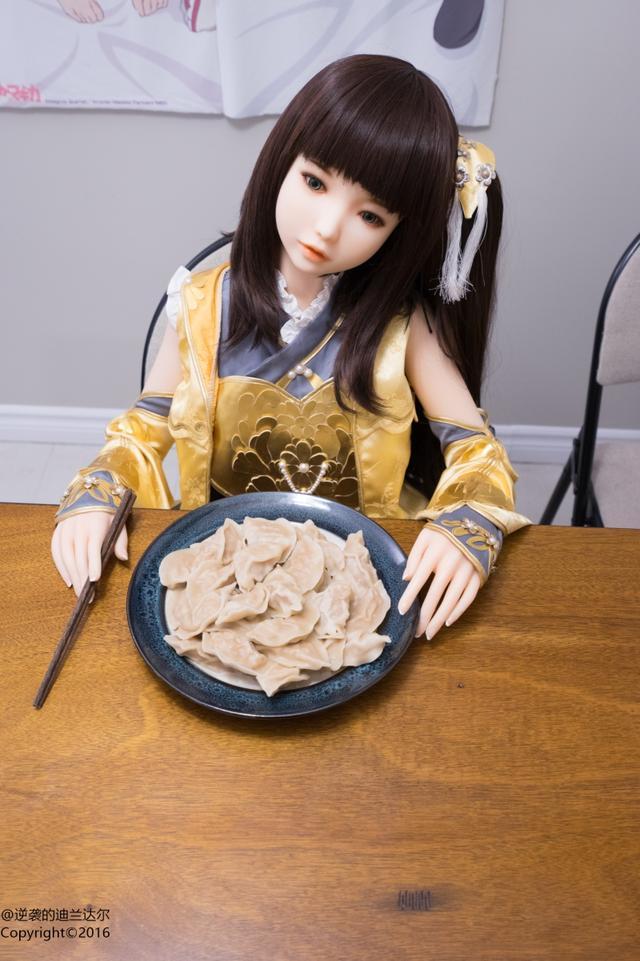 把持的住吗?东方工业「人造乙女美术馆」用娃娃再现日本画