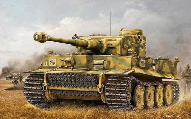 鬼子的小豆坦克的作战史,包子雷能炸翻吗?_手机网易网
