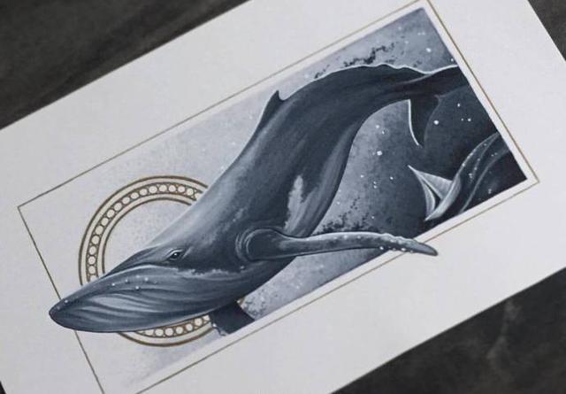 TATTOO|一组传统纹身动物图案,美美美!