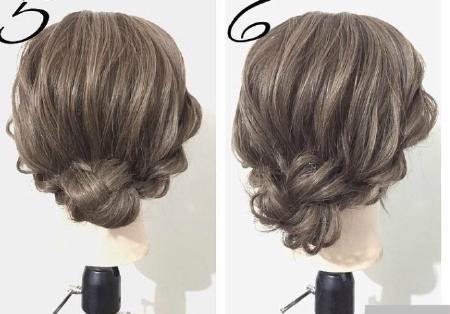 头发辫子最简单的编法