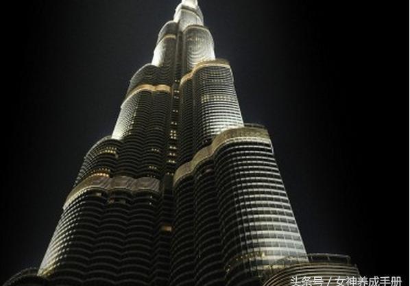 """直击:""""世界第一高楼""""迪拜塔"""