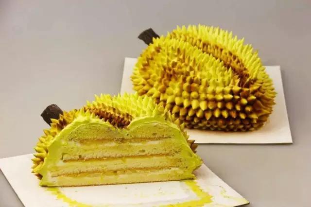 高顏值,超有創意的蛋糕甜品你值得擁有