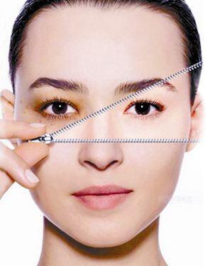 怎么去除眼角的细纹?