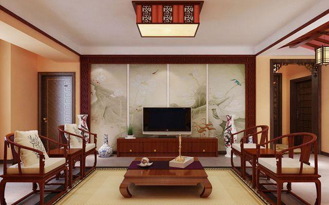中国最美的41款中式客厅