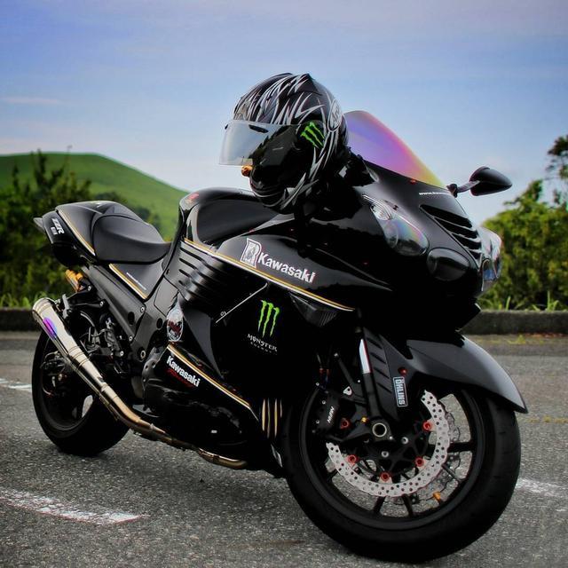川崎摩托机车,高清手机壁纸