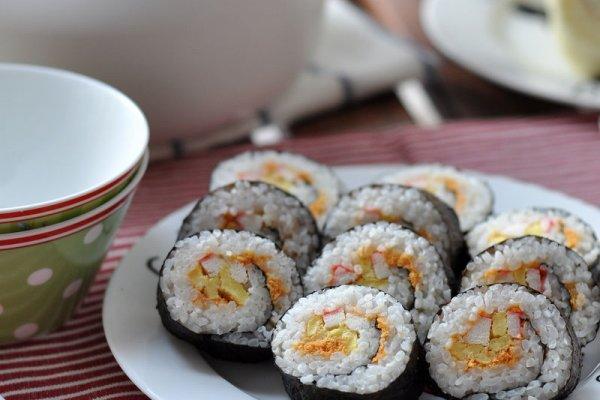 寿司的做法大全