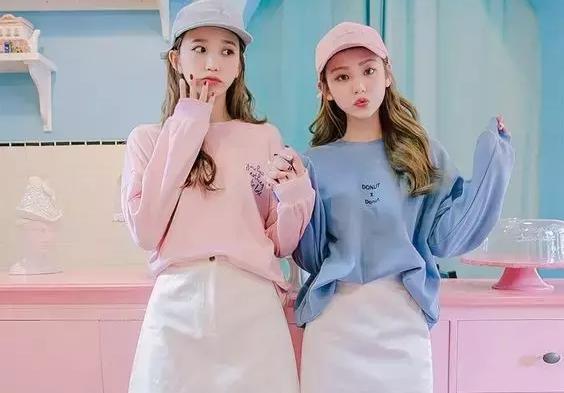 韓版衛衣女