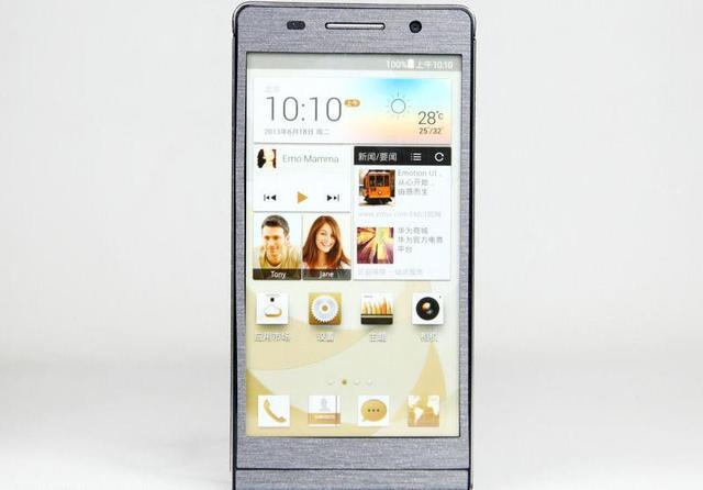 华为p6手机图片