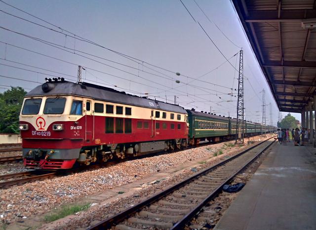 火车软卧图片k1002