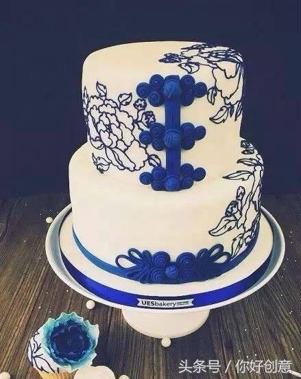 "The cake design‖Chinese wind cake,""A dragon""Perfectly"