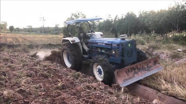 四轮拖拉机悬挂重型管子圆盘犁 土地深耕犁... -德州土壤耕整机械