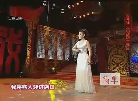 黄梅戏:《小辞店》选段 吴琼演唱