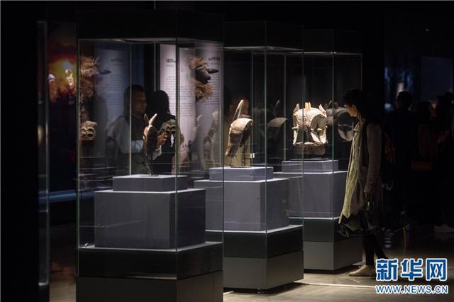 《神秘非洲——中部非洲珍稀面具艺术展》亮相昆明