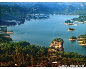 福建遛娃地之泰宁大金湖