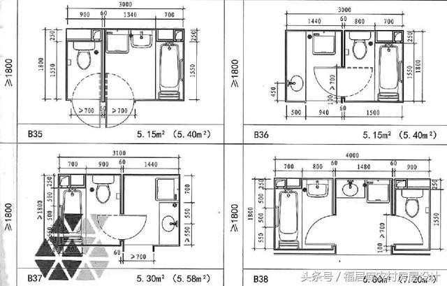 村卫生室建设建议平面图_飞扬123