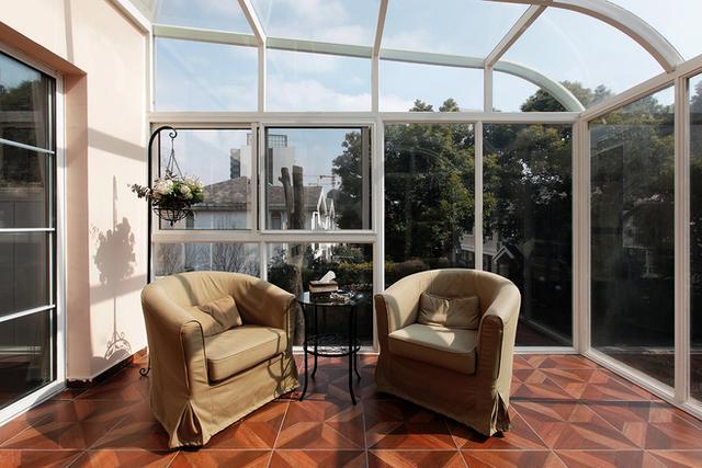 28款花园阳光房,谁敢说不漂亮?建在家里也太享受了吧