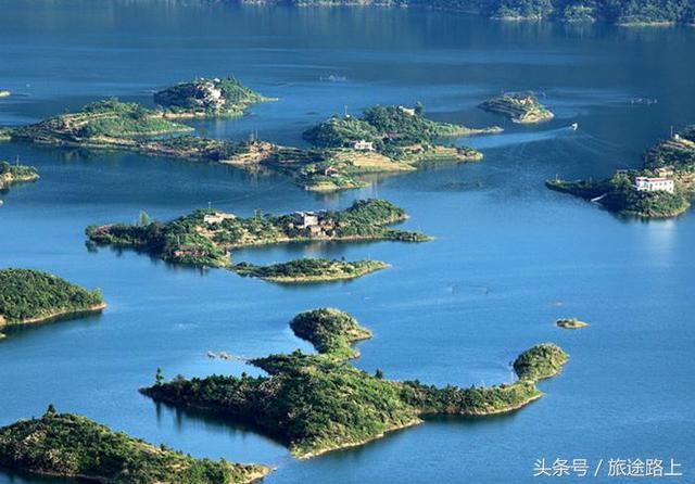梦栖诗画里 心泊仙岛湖