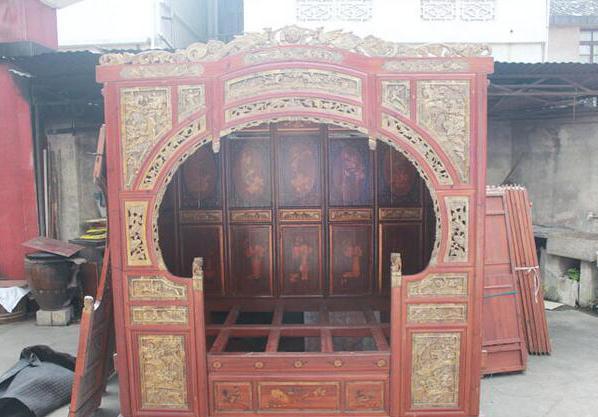 """中国古代家具""""床""""的发展史,比不是只能用来做羞... _东方头条"""