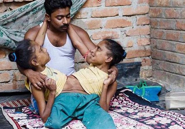 印度高种姓女孩