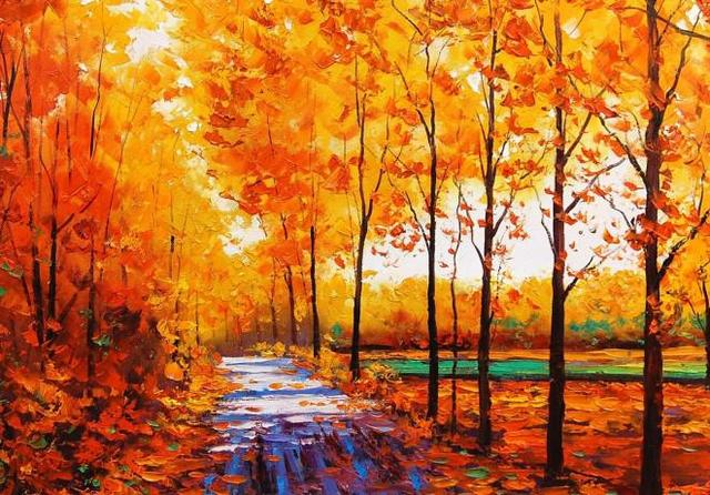 私享20大秋色绝佳观赏地,带你领略国内最美的秋天