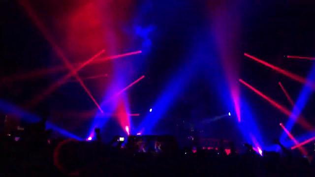 『现场』Alan Walker全场打碟视频!《Different World》全球巡演