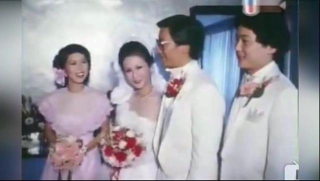 """谢贤和狄波拉40年前的""""2亿""""婚礼,香港万人空巷堪比电影大片!"""